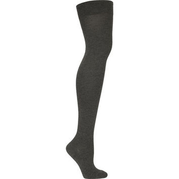 Angora Jambiere Over the Knee Sock