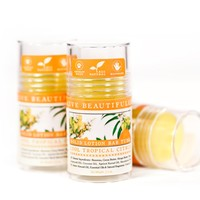 Cool Tropical Citrus - Hydrating Lotion Bar