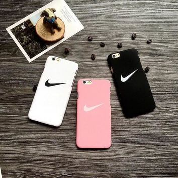 Retro Nike Hook Iphone 7 7 Plus& 6 6s Plus Cover Case + Gift Box