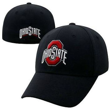 huge discount ed24f 30d9c Licensed Ohio State Buckeyes Official NCAA One Fit Premium Cuff