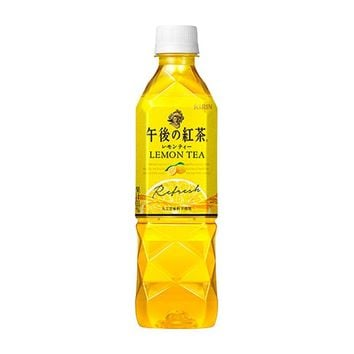 Kirin Lemon Tea, 16.9 fl oz (500 mL)