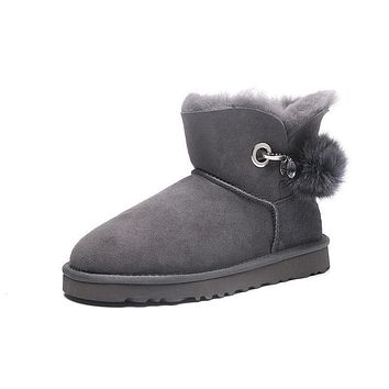 Best Deal Online Fashion UGG LIMITED EDITION CLASSICS Boots GREY VIOLET Women Shoes 10