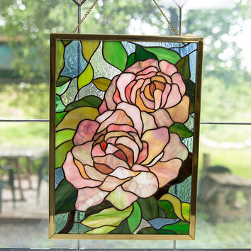 Best Stained Gl Window Hangings Products On Wanelo