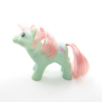 Baby Cuddles My Little Pony G1 from Baby Buggy Playset