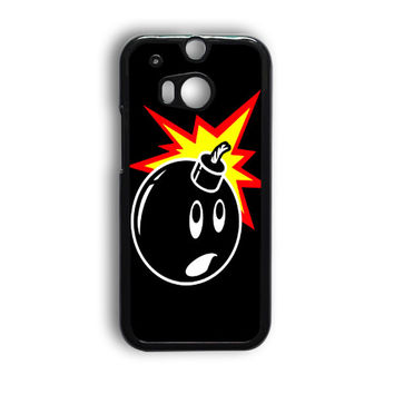 The Hundreds Bomb Logo Clothing HTC One M9 Case