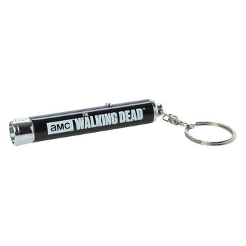 The Walking Dead Daryl Projection Flashlight Key Chain