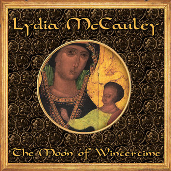 Christmas Music CD by Lydia McCauley