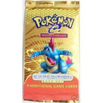 Pokemon-e Expeditions Trading Card Game Booster Pack