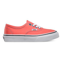 Vans Authentic K(Iridescent Pop)Fusion Coral