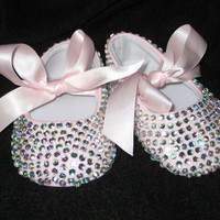Baby Bling Ballet Slippers on Luulla