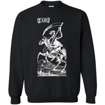 Death Tarot Card T-Shirt shirt