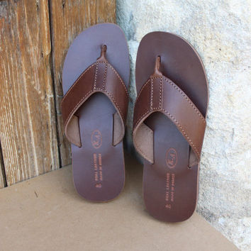 Mens Leather sandals -greek sandals