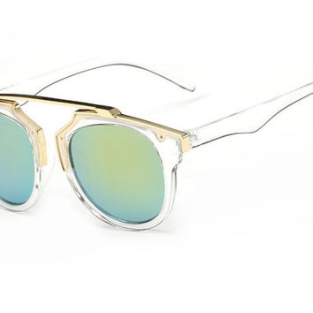 ≫∙∙ Trendy Summer Sunglasses Retro Designer Inspired Cat Eye ∙∙≪