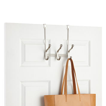 York Over the Door Coat & Hat Rack