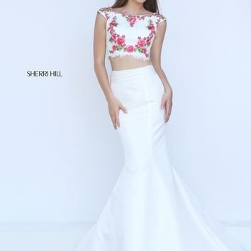 Sherri Hill 50486 prom dress