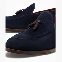 BLUE SUEDE MOCCASIN - Shoes - MEN - United States of America / Estados Unidos de América