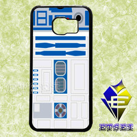 R2D2 Star Wars case For Samsung Galaxy S3/S4/S5/S6 Regular/S6 Edge and Samsung Note 3/Note 4 case