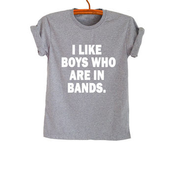 Band T Shirt T-Shirts Funny Tee Tops Trendy Womens Mens Teenager Girls Boys Fashion Sassy Cute Gym Workout Cool Instagram Youtuber Polyvore