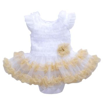 Cute Baby Dresses Girl Summer Party Tutu Dress for 1 Years Infant Dress Princess Girls Clothes Vestido Infantil