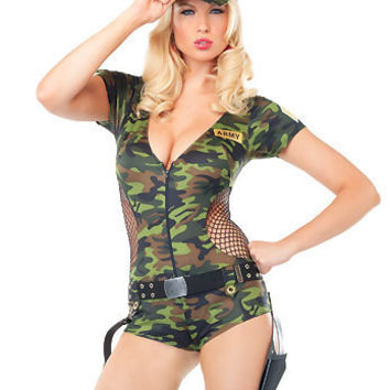 Cosplay Camouflage Games Uniform [9220883844]