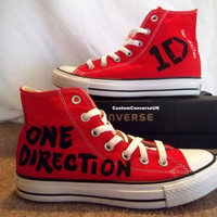 One Direction Hi-Top Converse