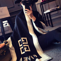 brand luxury cashmere scarf women long size190*70cm lady winter style scarves and shawls pashmina