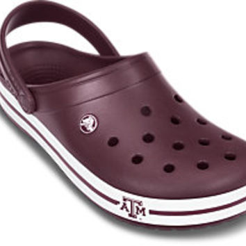 Crocband™ Texas A&M Clog | College Team Clogs | Crocs Official Site