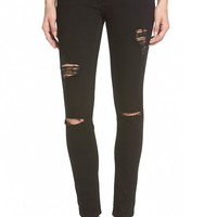 DL1961 'Emma' Power Legging Jeans (Slashed) | Nordstrom