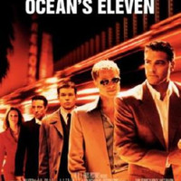 Oceans Eleven Movie Poster 24inx36in