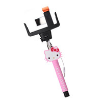 Hello Kitty Selfie Stick For iPhone & Android Smartphones