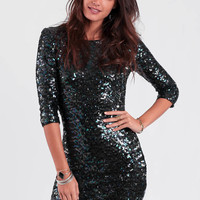 Villette Sequin Dress By BB Dakota
