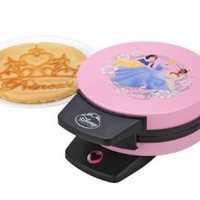 Disney DP-1 Princess Waffle Maker, Pink: Kitchen & Dining