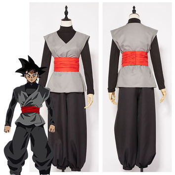 Dragonball S Dragon Ball Super Son Goku Black Zamasu Kai Cosplay Costume Outfit