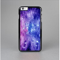 The Purple and Blue Scattered Stars Skin-Sert for the Apple iPhone 6 Plus Skin-Sert Case