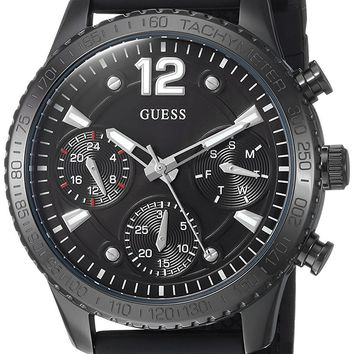 Guess Women's Silicone Band Sport Watch