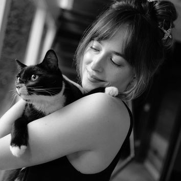 Dakota Johnson photographed by Greg Williams