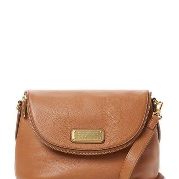 ICIKIN2 Marc by Marc Jacobs New Q Natasha Cross-Body Bag