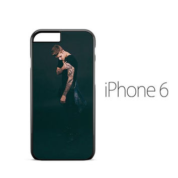 Justin Bieber Tattoo iPhone 6 Case