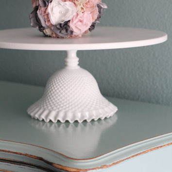 16 Cake Stand Wedding Pedestal By Therochestudio