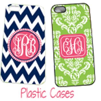 Monogrammed Cell Phone Case   iPhone 5/5S   Custom  Marley Lilly