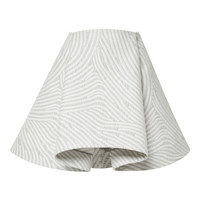 Dimensional Fingerprint Cascade Circle Skirt by Opening Ceremony - Moda Operandi