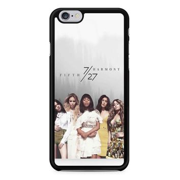 Fifth Harmony 7 27 Forest iPhone 6/6S Case