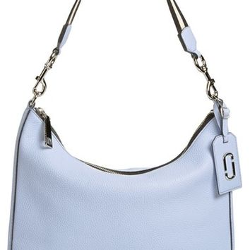 MARC JACOBS 'Gotham City' Leather Hobo | Nordstrom