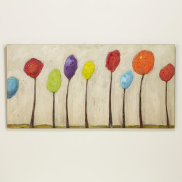 """Lollipop Trees"" by Bradford Brenner - World Market"