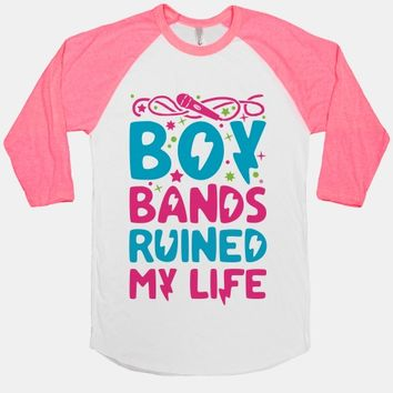Boy Bands Ruined My Life