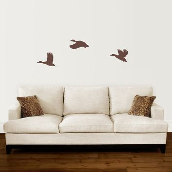 Duck Wall Decal Set