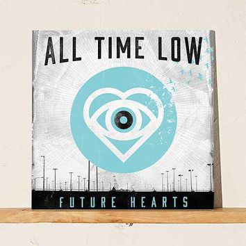 All Time Low: Future Hearts LP- Black One