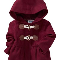 Old Navy Hooded Toggle Coat For Baby
