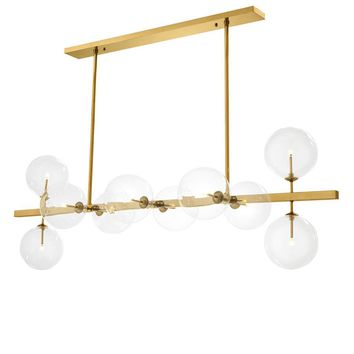 Gold Modern Chandelier | Eichholtz Largo