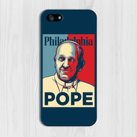 Philadelphia POPE x World Meeting of Families Phone Case for iPhone 6 6 Plus iPhone 5 5s 5c 4 4s Samsung Galaxy s6 s5 s4 & s3 and Note 5 4 3